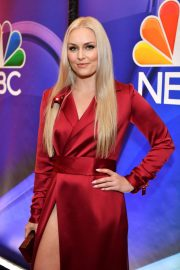 Lindsey Vonn - NBCUniversal Upfront Presentation in NYC