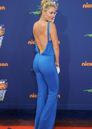 Lindsey Vonn - 2015 Nickelodeon's Kids' Choice Sports Awards in LA
