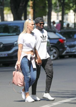 Lindsey Vonn - Out in Paris