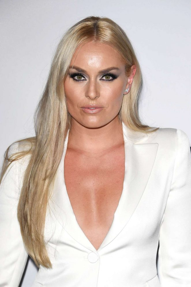 Lindsey Vonn - Sports Illustrated Fashionable 50 in Hollywood