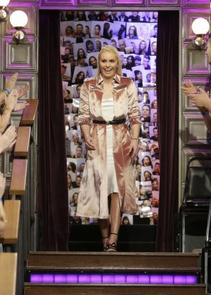 Lindsey Vonn - 'The Late Late Show with James Corden' in LA