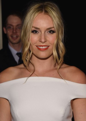 Lindsey Vonn - TIME 100 Most Influential People In The World Gala in NYC