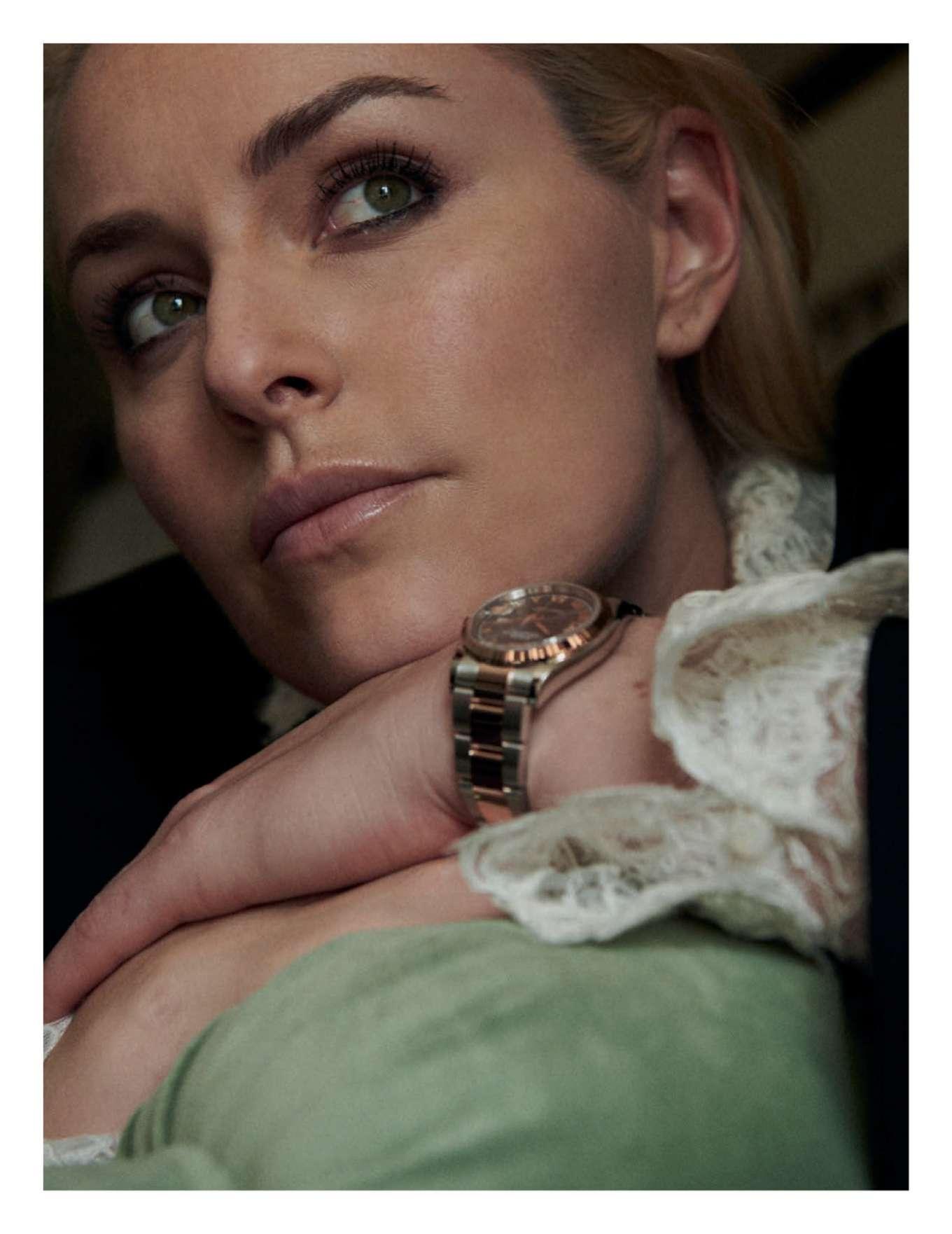 Lindsey Vonn 2019 : Lindsey Vonn – Vogue Espana 2019-03