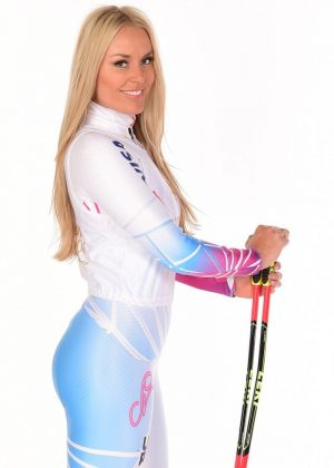Lindsey Vonn - Winter Olympics 2018 Portraits