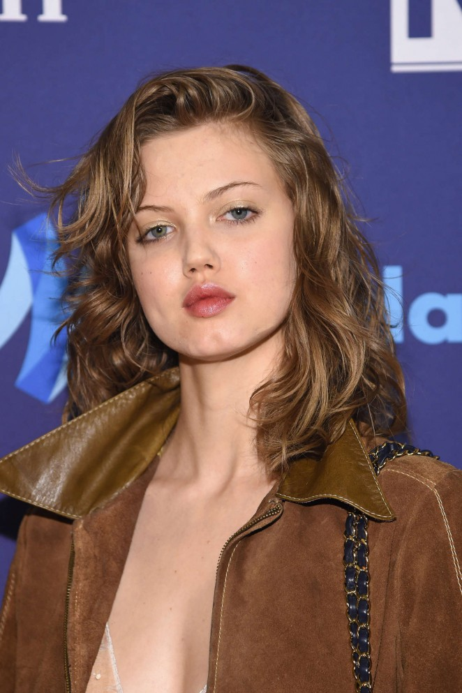 Lindsey Wixson: 2015 GLAAD Media Awards -06
