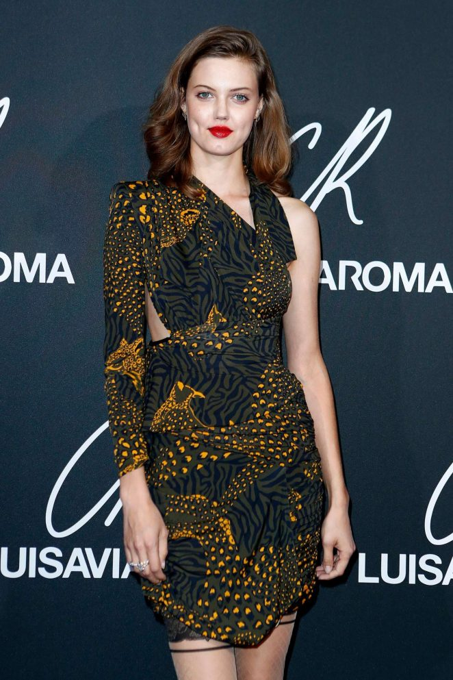 Lindsey Wixson – CR Fashion Book x Luisasaviaroma: Photocall in Paris