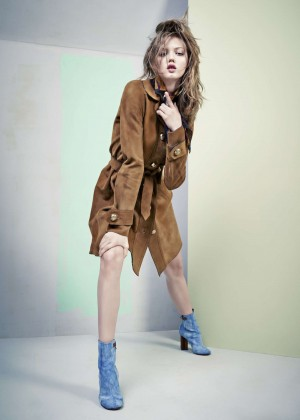 Lindsey Wixson - Numero Tokyo Magazine (June 2015)