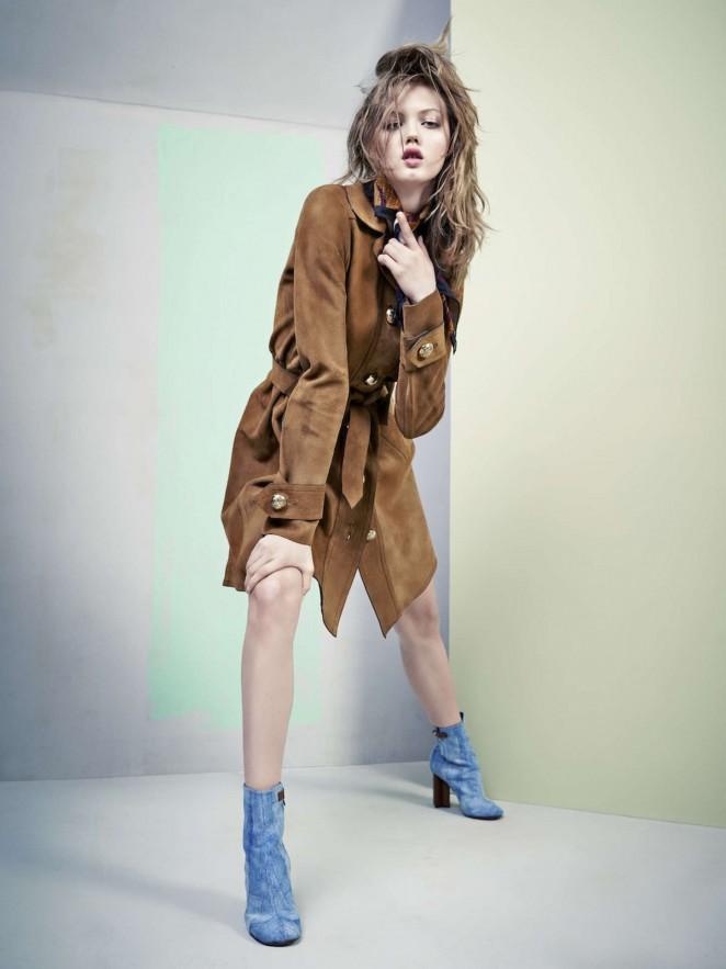 Lindsey Wixson – Karen Collins for Numero Tokyo (June 2015)
