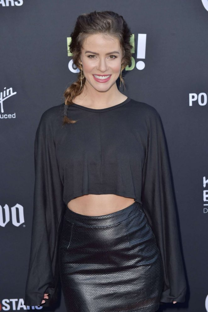 Linsey Godfrey - 'Laugh Out Loud' Launch Party in Los Angeles