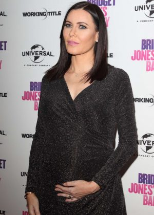 Linzi Stoppard - Bridget Jones Baby DVD Launch and Special Screening in London