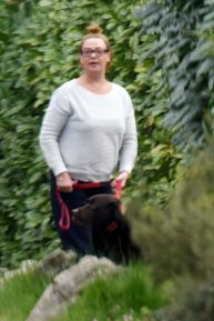 Lisa Armstrong - Out in London