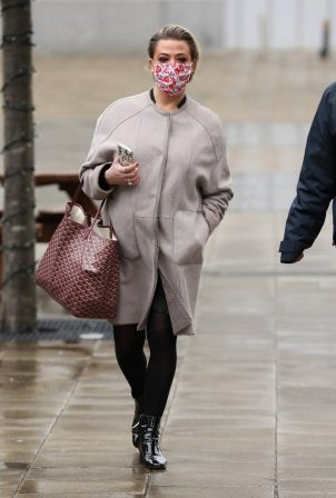 Lisa Armstrong - Pictured at the Studios in Leeds Dock