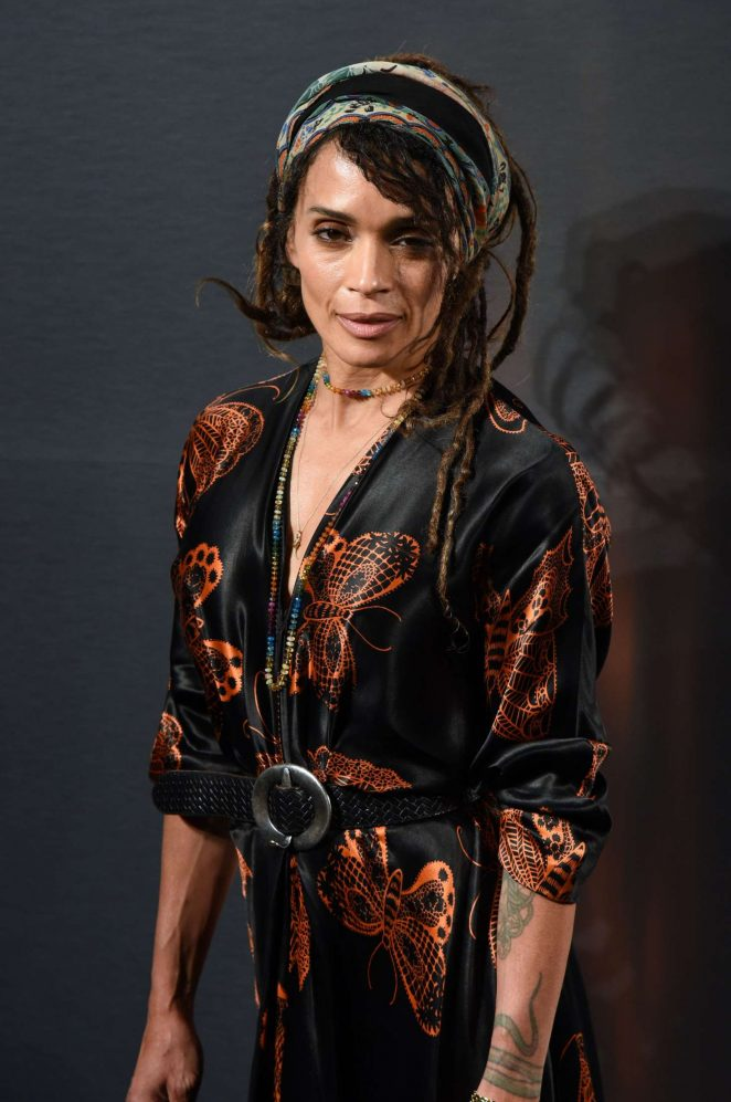 Lisa Bonet - Cartier's Bold and Fearless Celebration in San Francisco