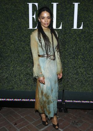Lisa Bonet - Elle Women in Television Celebration 2017 in Los Angeles