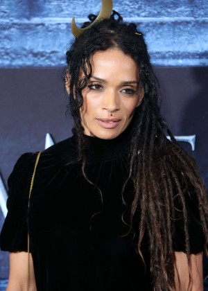Lisa Bonet - 'Game of Thrones' Season 6 Premiere in Hollyw