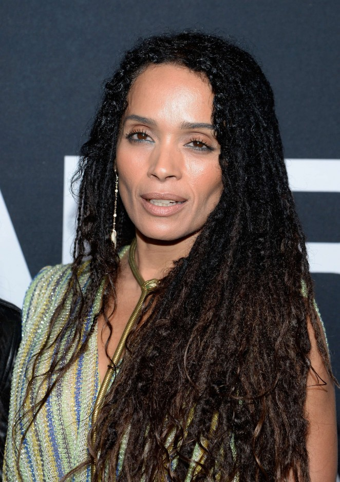 Lisa Bonet - Saint Laurent Show in Los Angeles