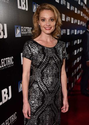 Lisa Brenner - 'LBJ' Premiere in Los Angeles