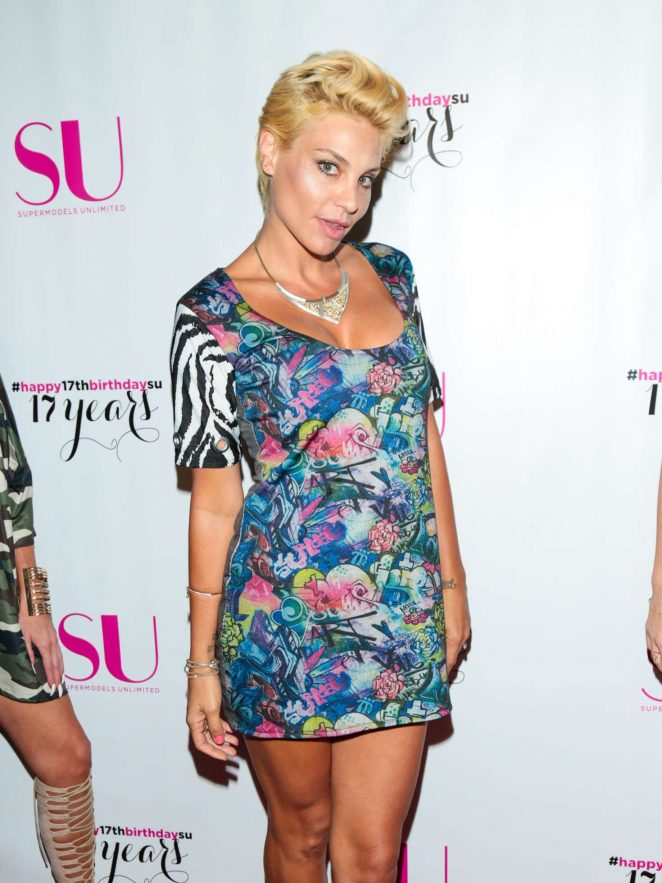 Lisa D'Amato - SU Magazine's 17th Anniversary Celebration in Hollywood