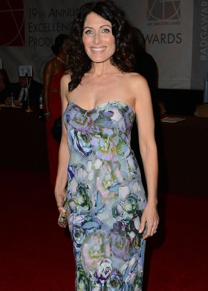 Lisa Edelstein - Art Directors Guild Excellence In Production Design Awards 2015 in Beverly Hills