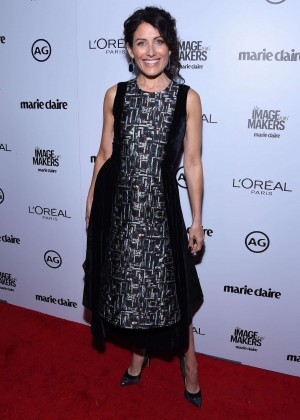 Lisa Edelstein - 2016 Marie Claire Image Maker Awards in Los Angeles