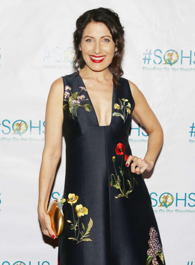 Lisa Edelstein - 2018 Women's Image Awards in Los Angeles