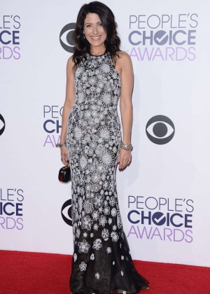 Lisa Edelstein - 41st Annual People's Choice Awards in LA