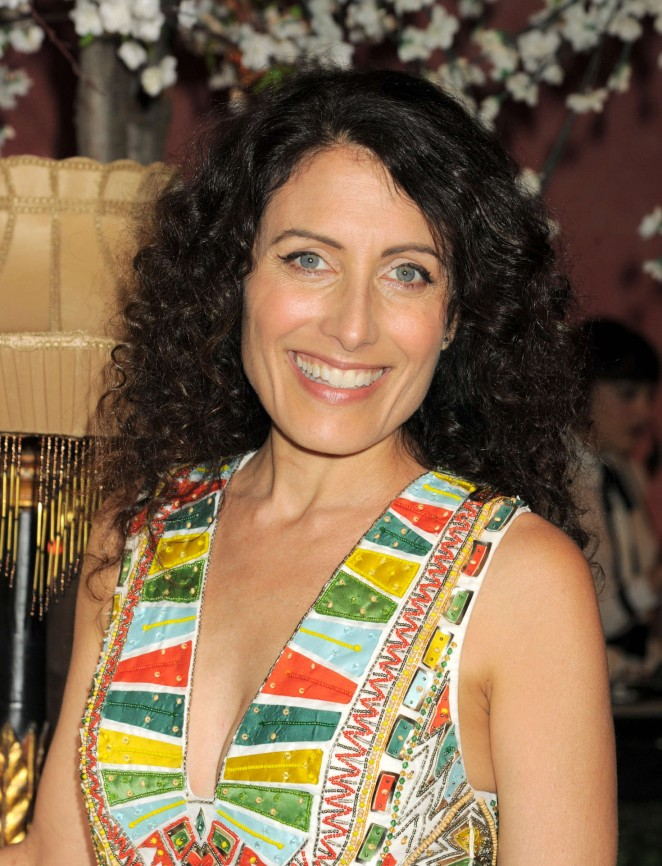 Lisa Edelstein - Alice + Olivia Fashion Show 2016 in Los Angeles