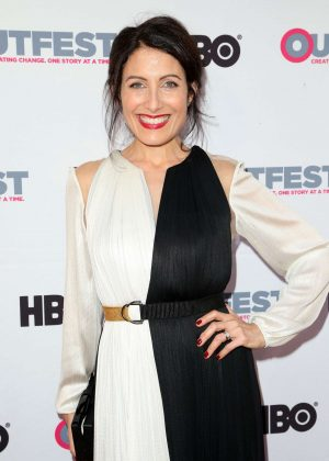 Lisa Edelstein - 'Freak Show' Screening at Outfest Film Festival in Los Angeles