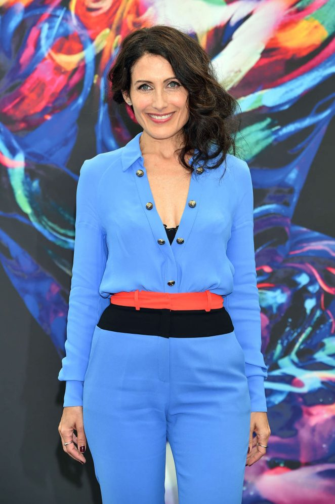 Lisa Edelstein - 'Girlfriend's guide to divorce' Photocall at Monte Carlo Television Festival 2016 in Monaco
