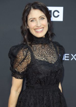 Lisa Edelstein - 'The Walking Dead' 100th Episode Premiere and Party in LA