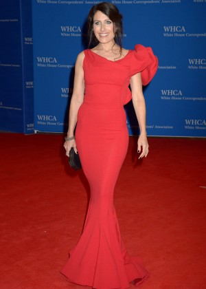 Lisa Edelstein - White House Correspondents Dinner in Washington