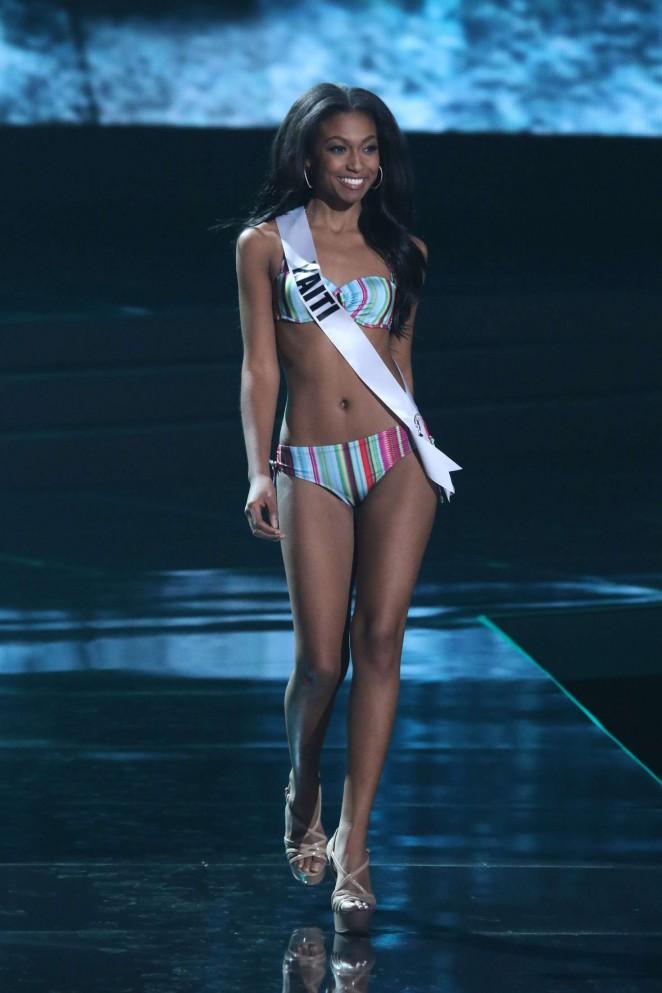 Lisa Elizabeth Drouillard - Miss Universe 2015 Preliminary Round in Las Vegas