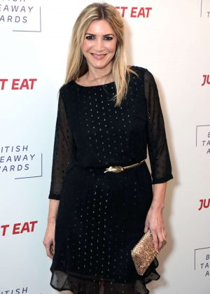 Lisa Faulkner - 2018 British Takeaway Awards in London
