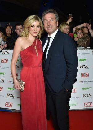 Lisa Faulkner - National Television Awards 2016 in London