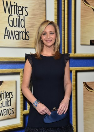 Lisa Kudrow - 2015 Writers Guild Awards LA in Century City