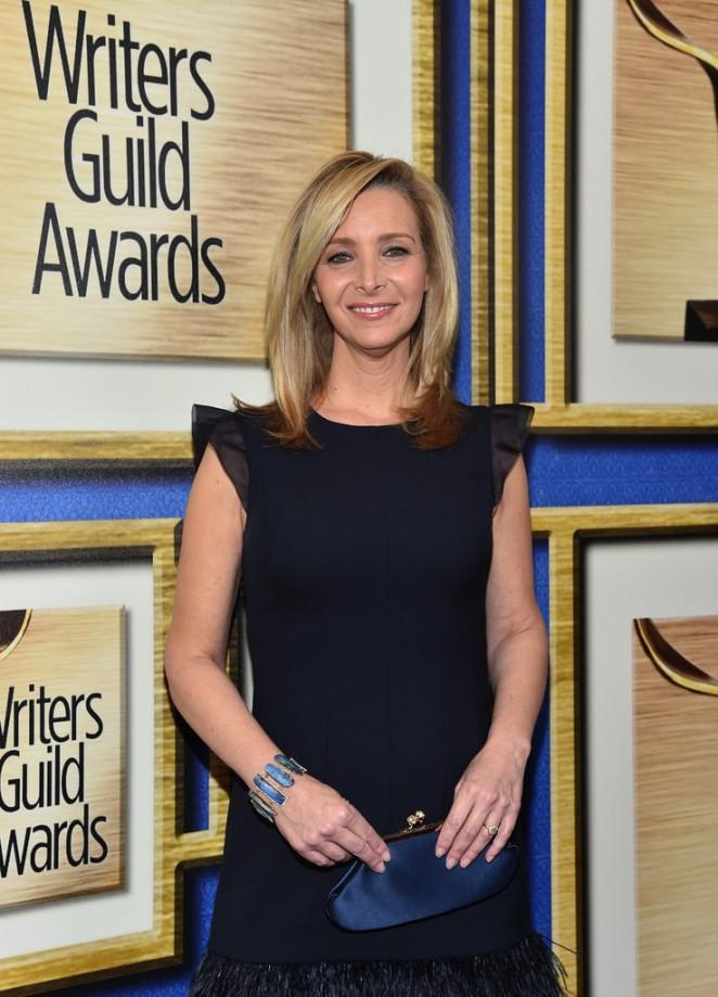 Lisa Kudrow – 2015 Writers Guild Awards LA in Century City