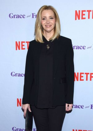 Lisa Kudrow - 'Grace and Frankie' Season 4 Premiere in LA