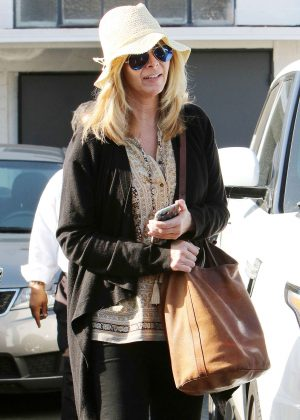 Lisa Kudrow out and about in West Hollywood