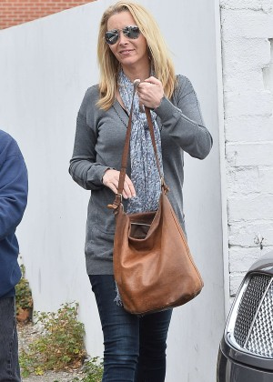 Lisa Kudrow - Out in West Hollywood