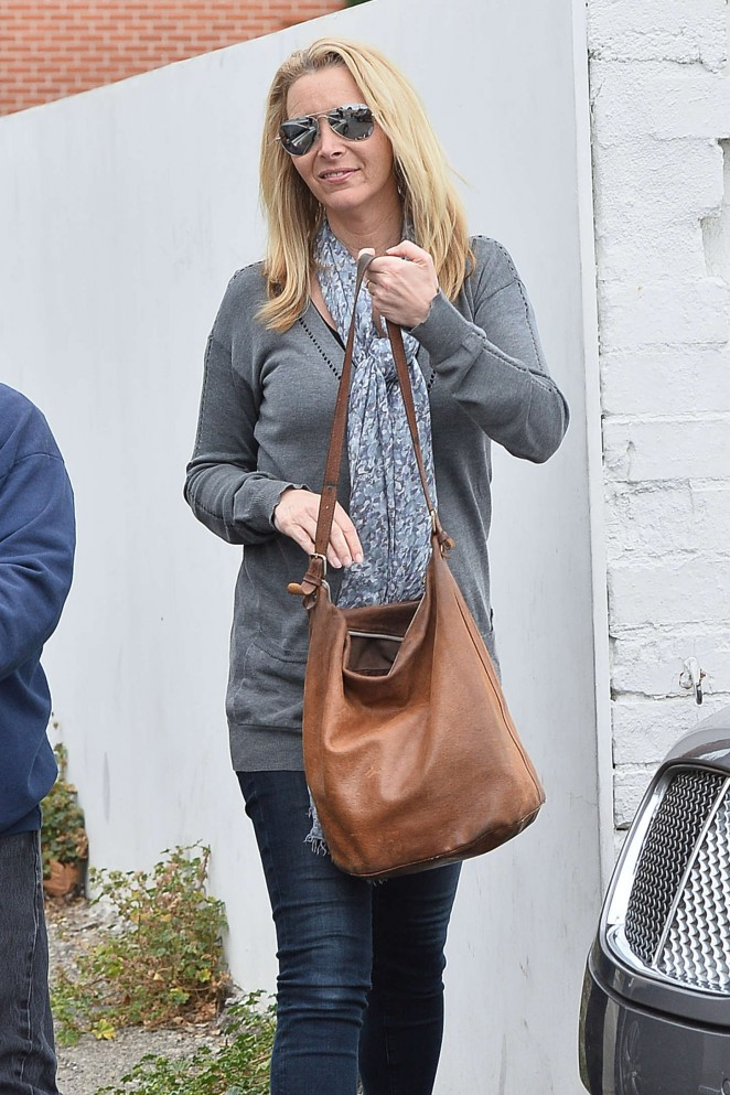 Lisa Kudrow – Out in West Hollywood