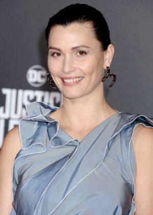 Lisa Loven Kongsli - 'Justice League' Premiere in LA