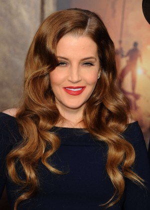 Lisa Marie Presley - 'Mad Max: Fury Road' Premiere in Hollywood