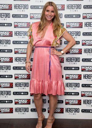 Lisa Nash - 'Bonded by Blood 2' Screening in London