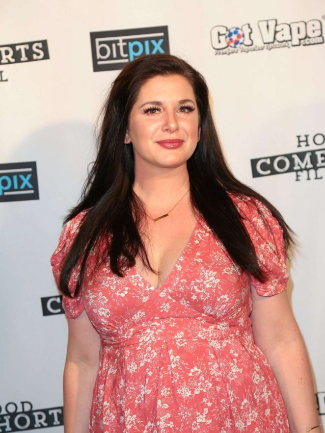 Lisa Ovies - 2017 Hollywood Comedy Shorts Film Festival