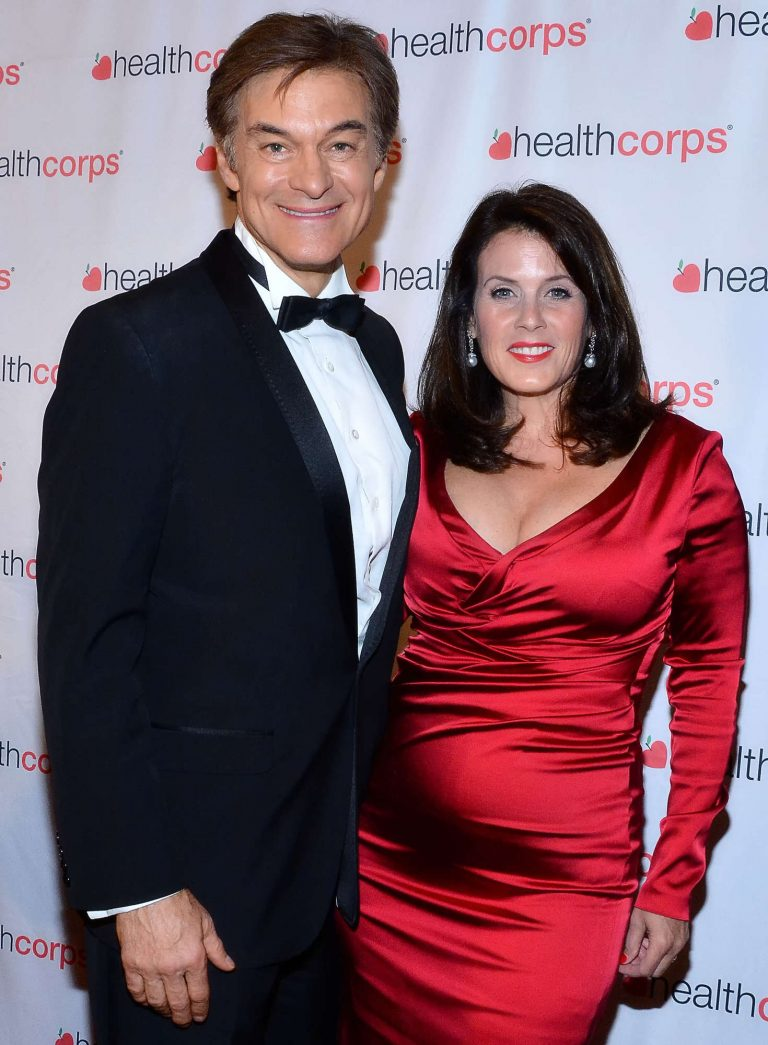 Lisa Oz - 10th Annual HealthCorps Gala held at Pier 60 in