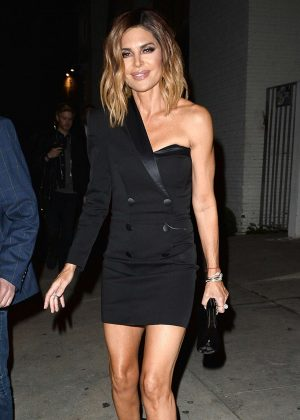 Lisa Rinna - Arrives at Bravo's Premiere Party for 'The Real Housewives Of Beverly Hills' in LA