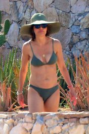 Lisa Rinna in Bikini on holiday in Cabo San Lucas