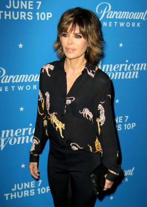 Lisa Rinna - Photocall for American Woman Premiere Party In Los Angeles