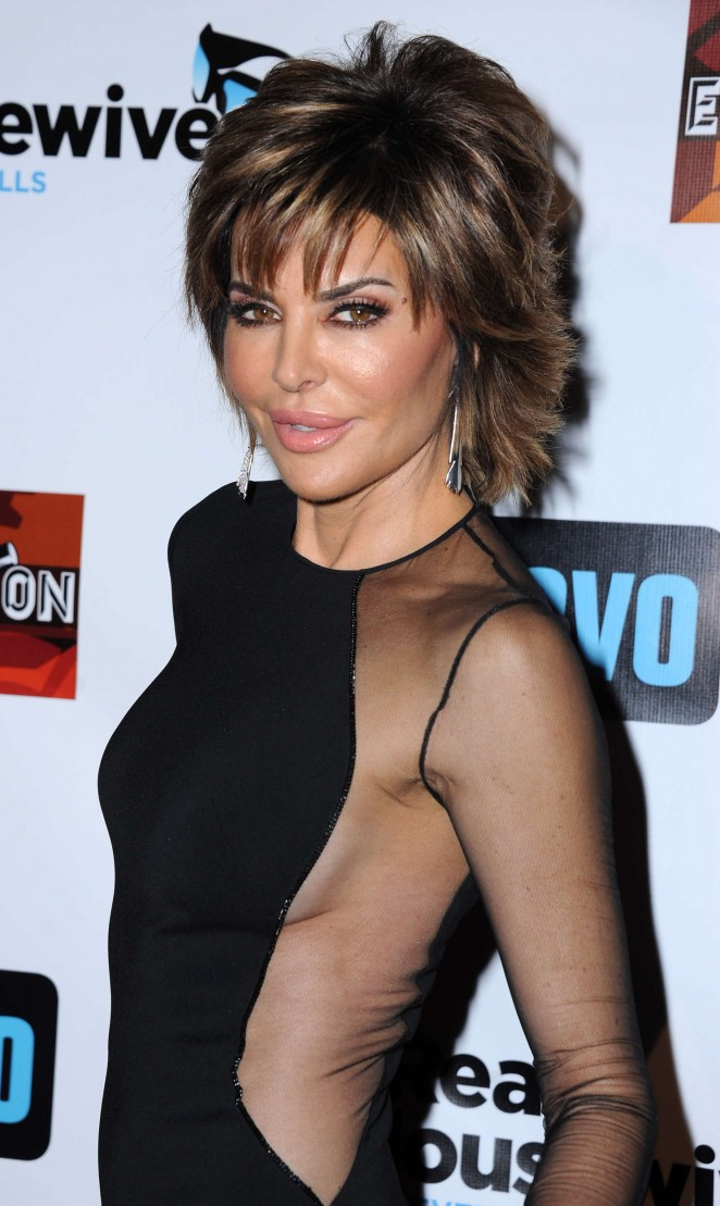Lisa Rinna - 'The Real Housewives Of Beverly Hills' Season 6 Premiere Party in Hollywood