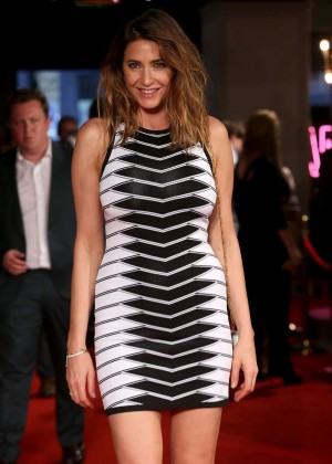 Lisa Snowdon - 'Amy' Premiere in London